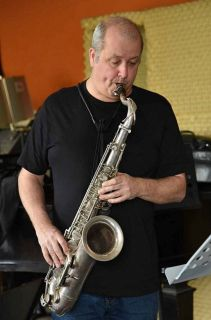 Michael Strauss on Sax